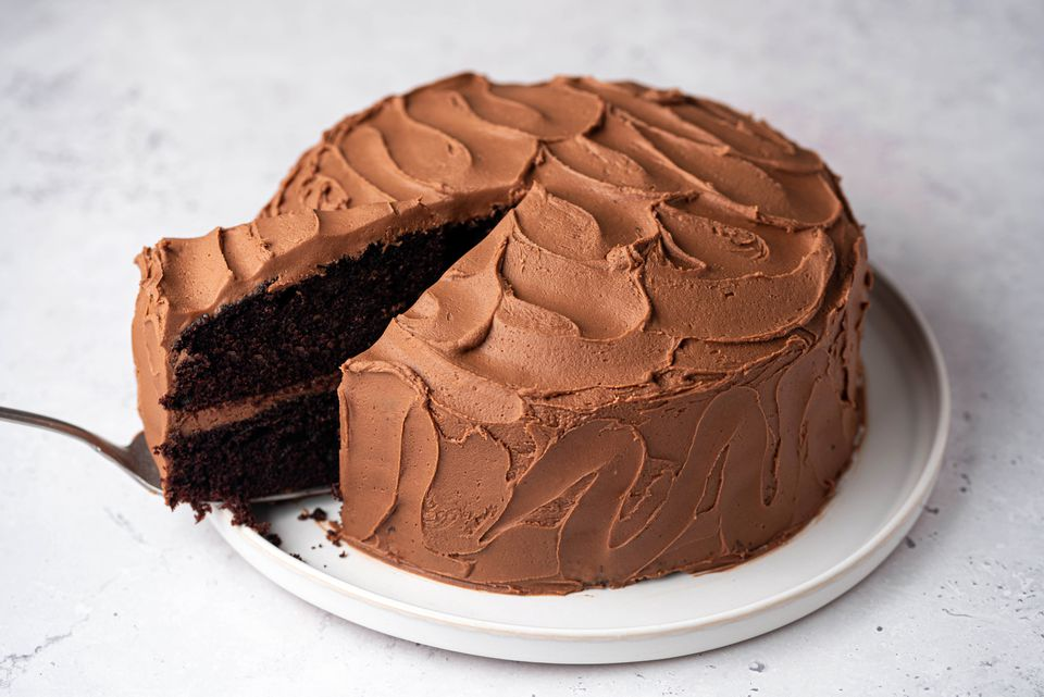 Classic and Easy Chocolate Cake