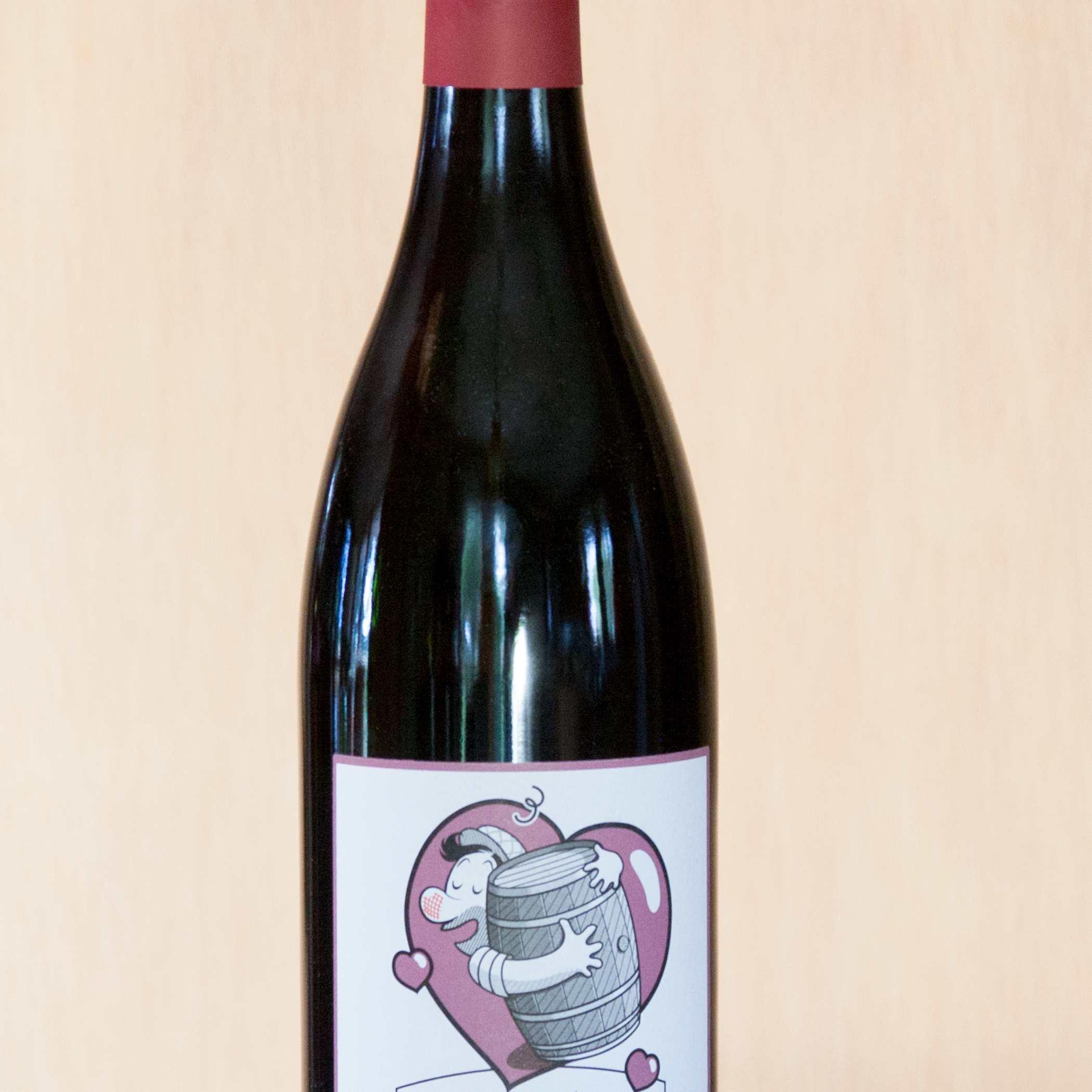 Domaine Mouthe Le Bihan L'aimé Chai French Natural Wine