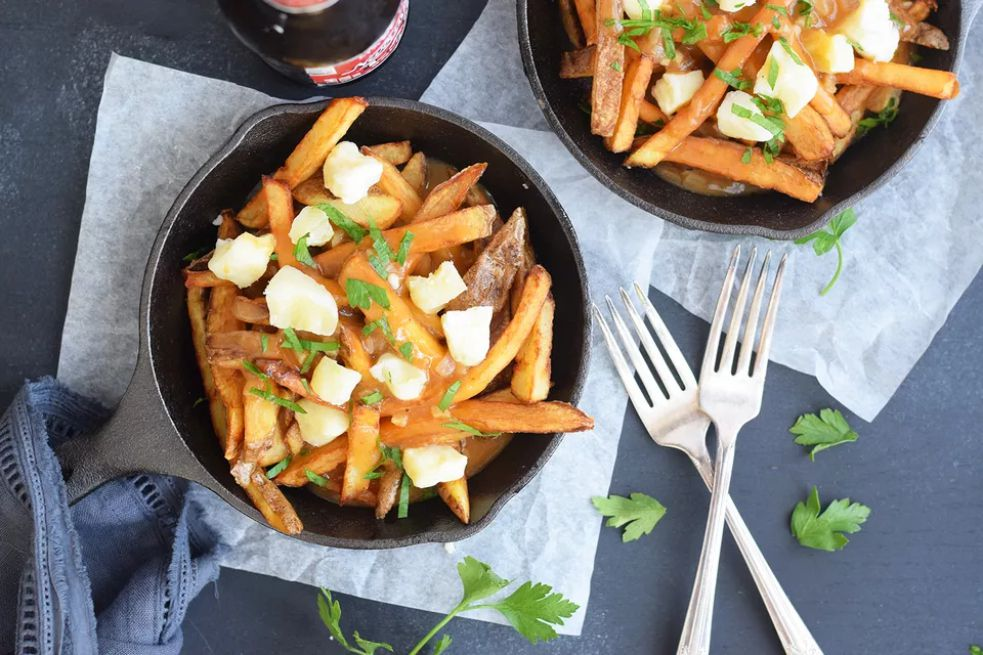 French-Canadian Poutine