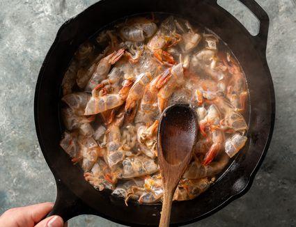 Quick Shrimp Stock