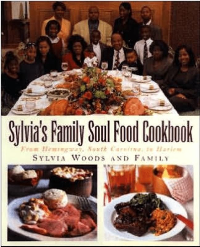 Sylvia's Family Soul Food Cookbook