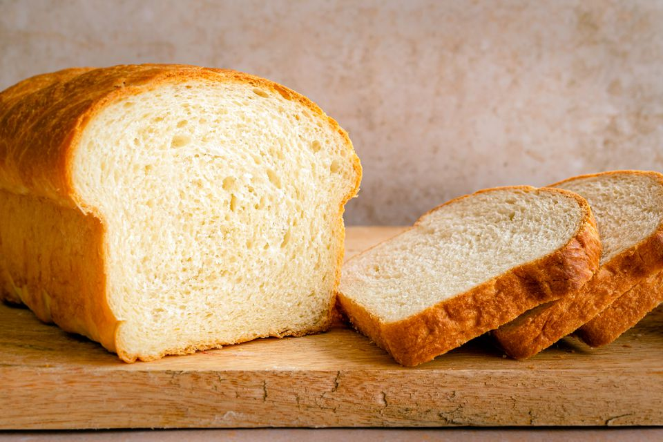 Two loaf buttermilk bread recipe