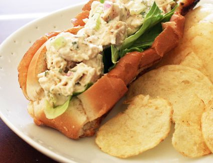 Chicken Salad With Herb Mayonnaise