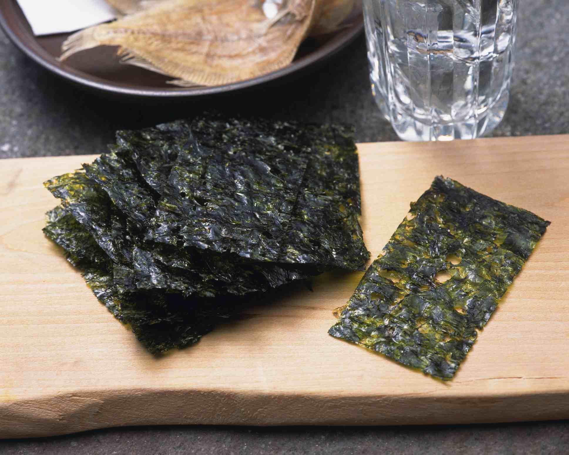 Dried Seaweed (Nori)