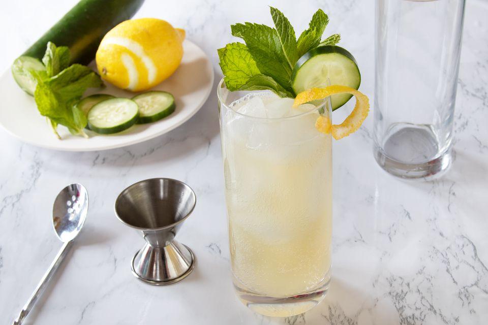 10 Limoncello Cocktails Featuring the Citrus Liqueur
