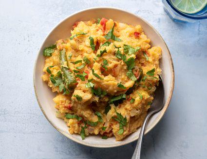 Upma: A Favorite Indian Breakfast