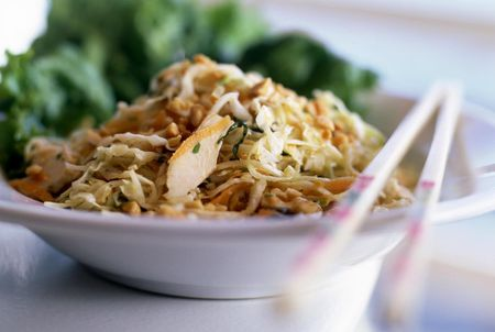 Easy Chicken Pad Thai Noodles Recipe