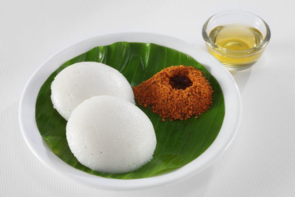 Nagi's South Indian gunpowder chutney