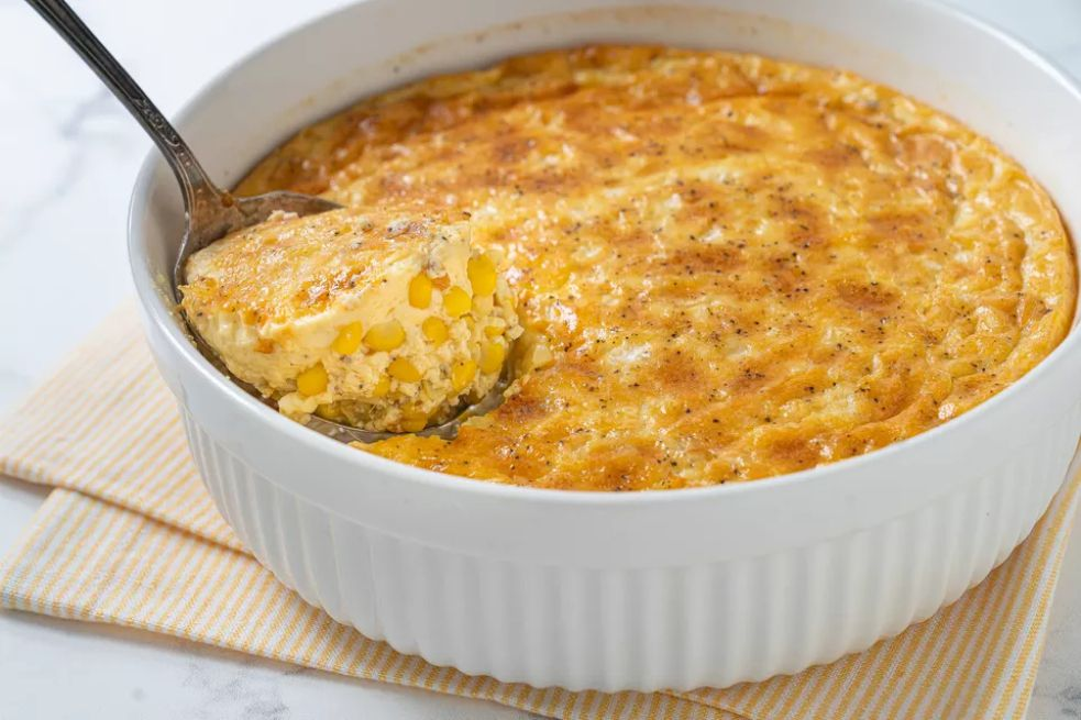 Corn Soufflé