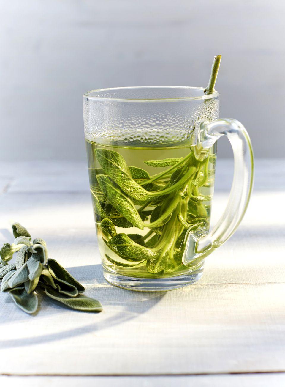 Herbal Tea - Caffeine-free Tisane Recipes