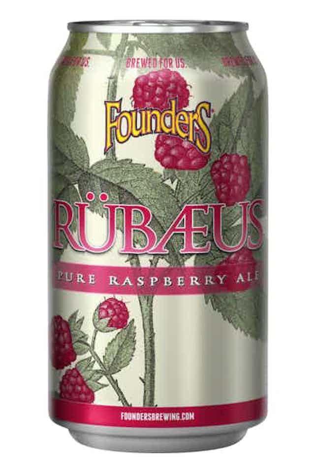 Founders Brewing Co. Rübæus