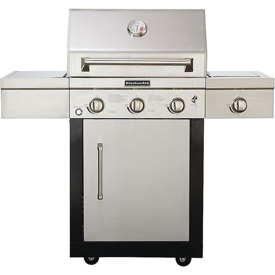 KitchenAid 3-Burner Model# 720-0787D Gas Grill Review