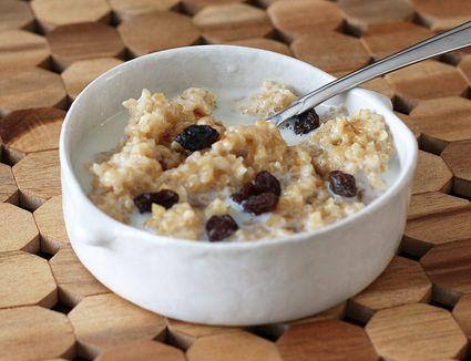 Breakfast Bulgur Cereal