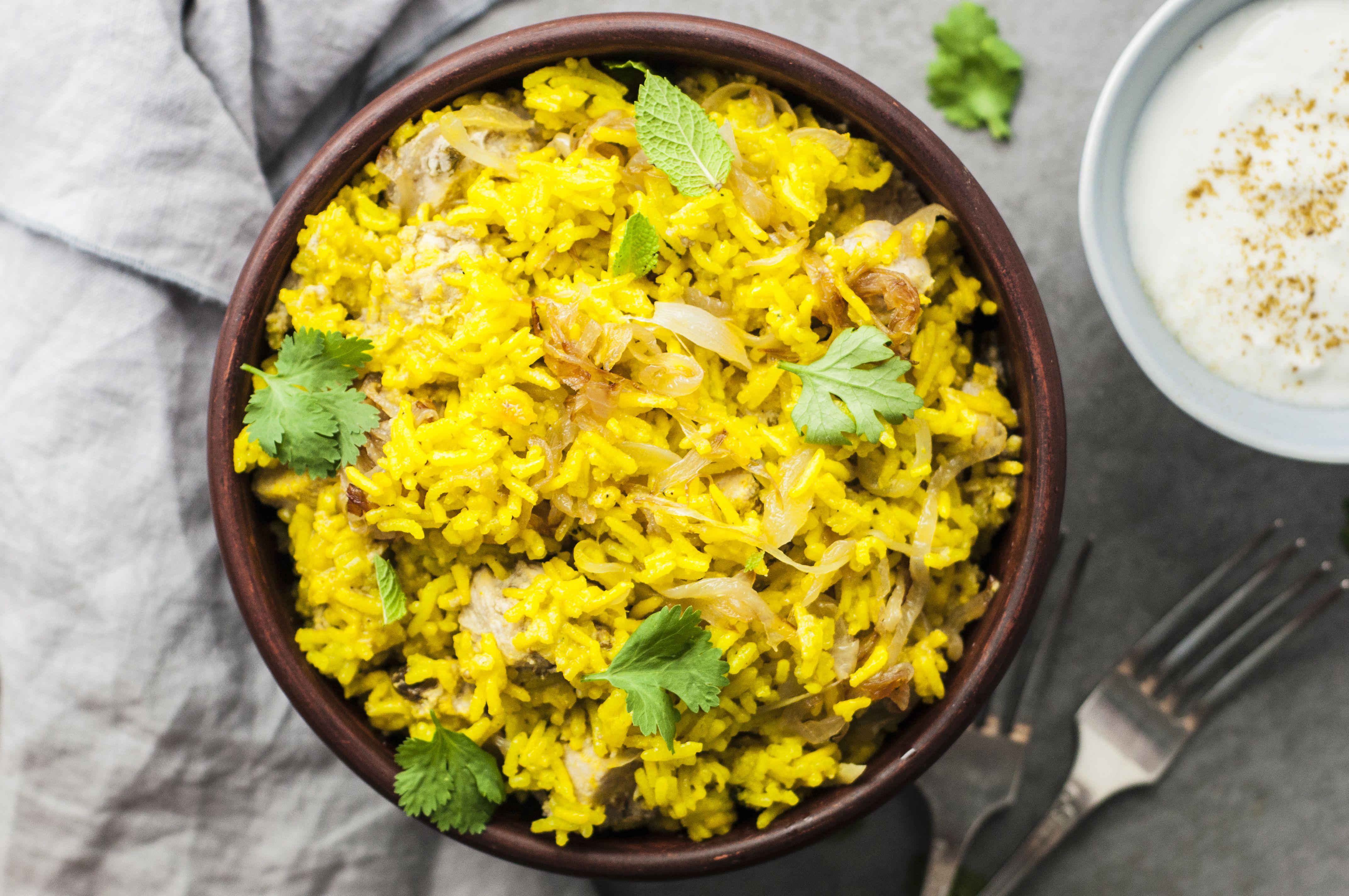 Mughlai Biryani Recipe