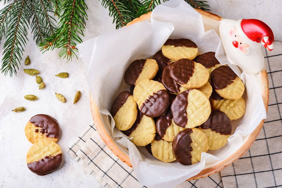German Christmas cookies cardamom recipe
