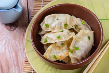 Jiaozi Chinese dumpling