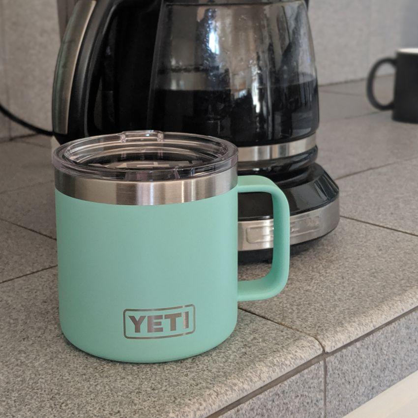 YETI Rambler Stainless Steel Mug
