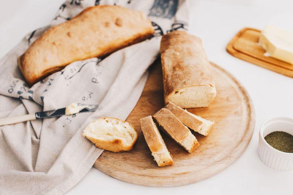 Basic White Bread for Beginners