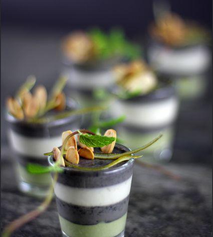 Thai dessert recipes healthy delicious and vegan black sesame pudding recipe forumfinder Choice Image