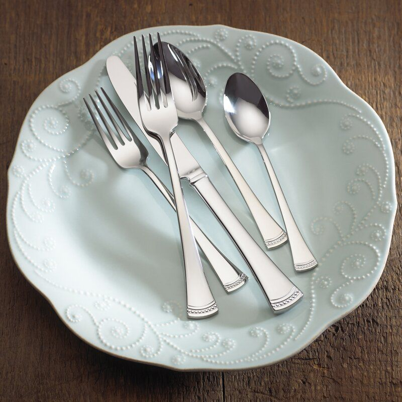 The 10 Best Flatware And Silverware Sets In 2021