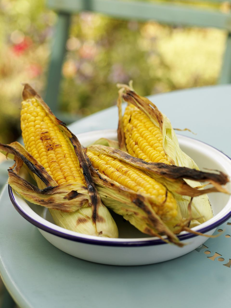 Fresh grilled Corn on the Cob