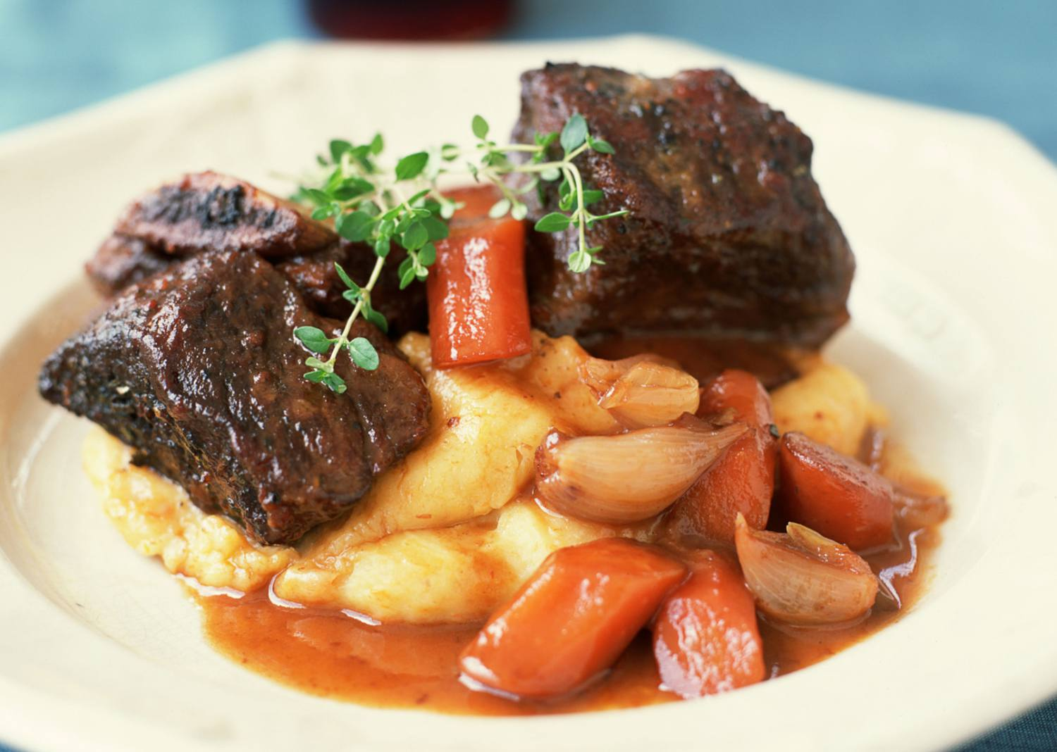 Beef Short Ribs with Carrots