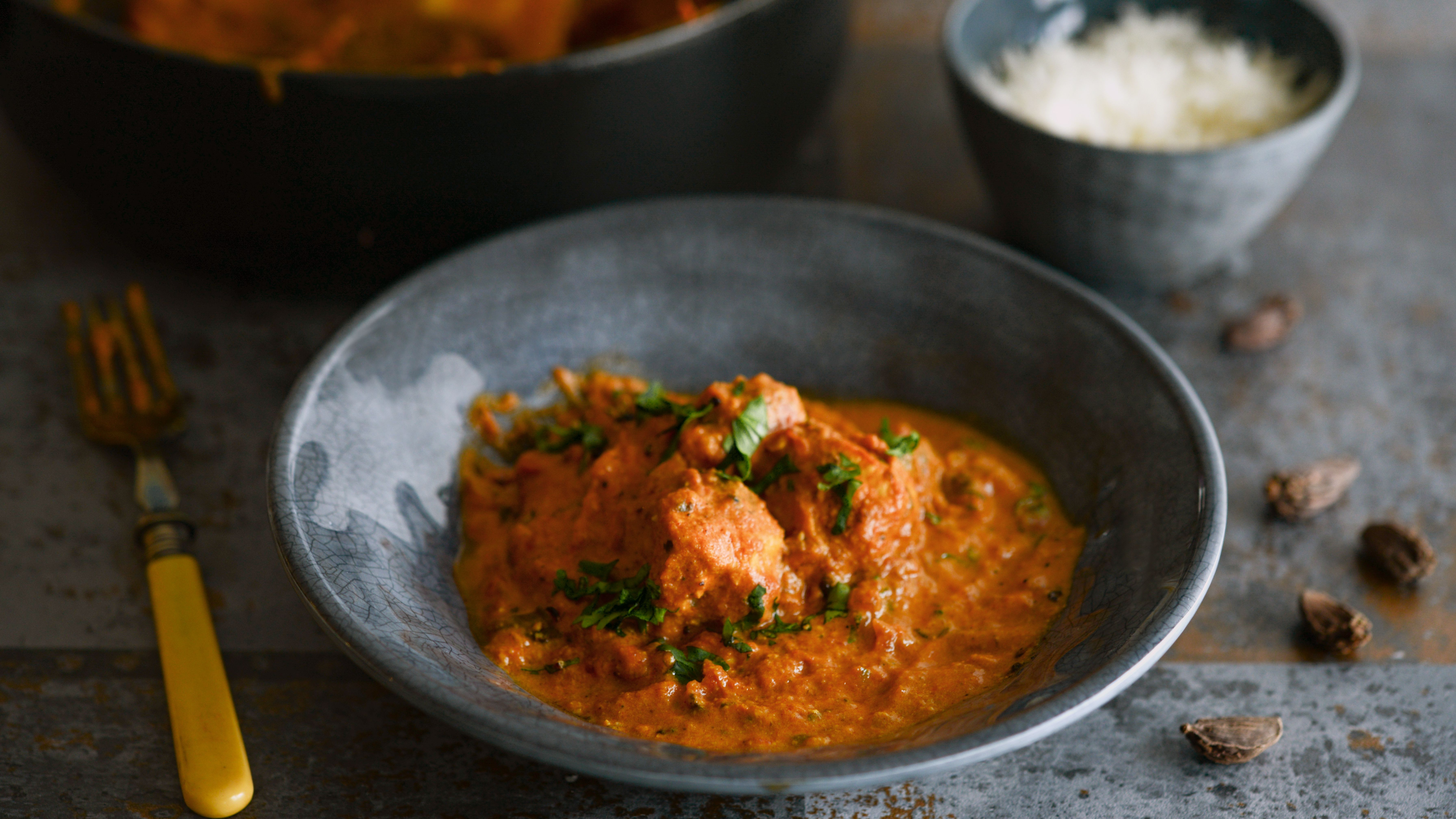 Classic Chicken Tikka Masala Recipe