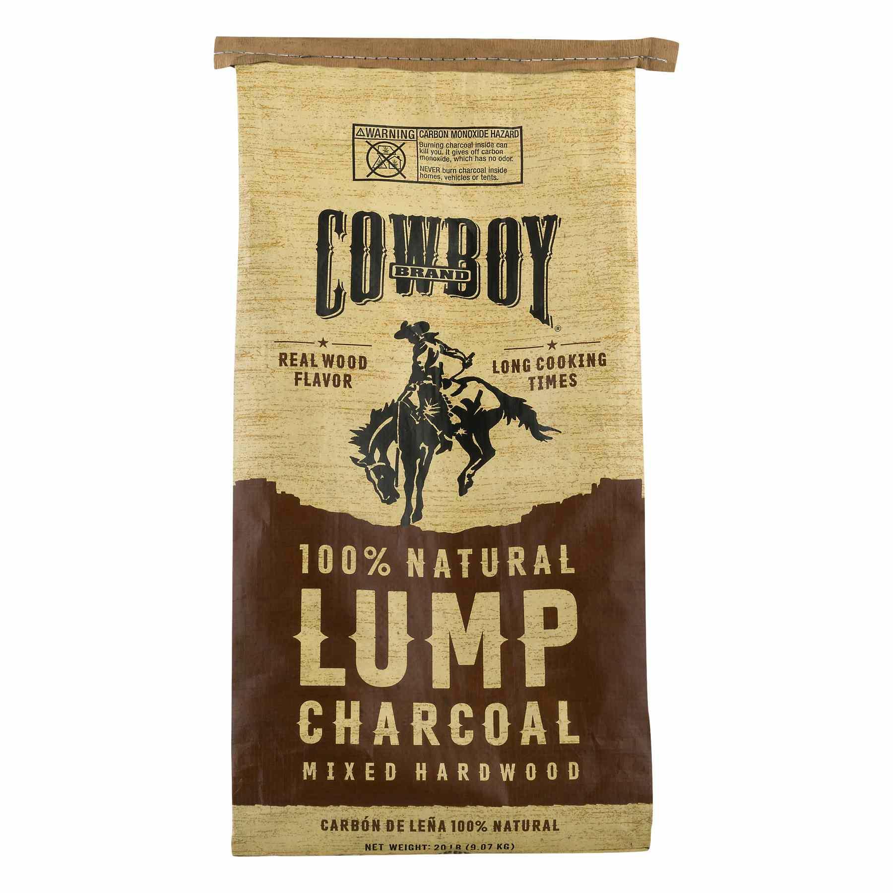 All Natural Hardwood Lump Charcoal