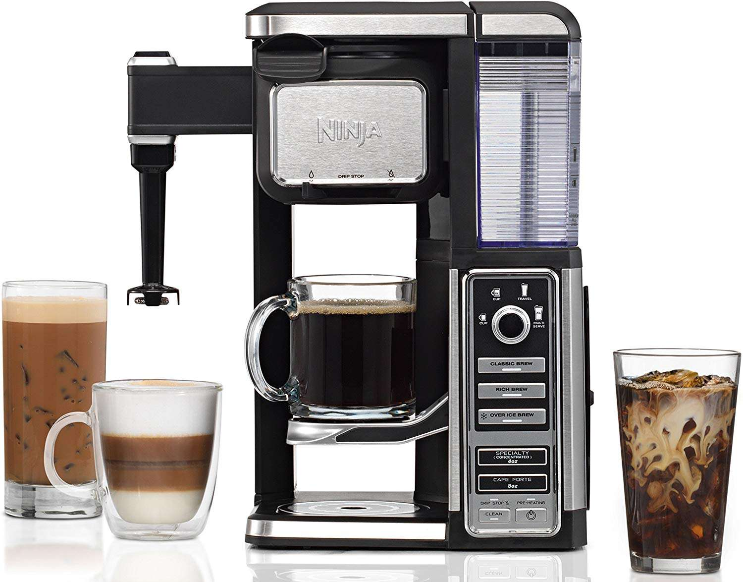 The 9 Best Coffee And Espresso Machine Combos In 2021