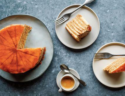 Hungarian dobosh torte recipe