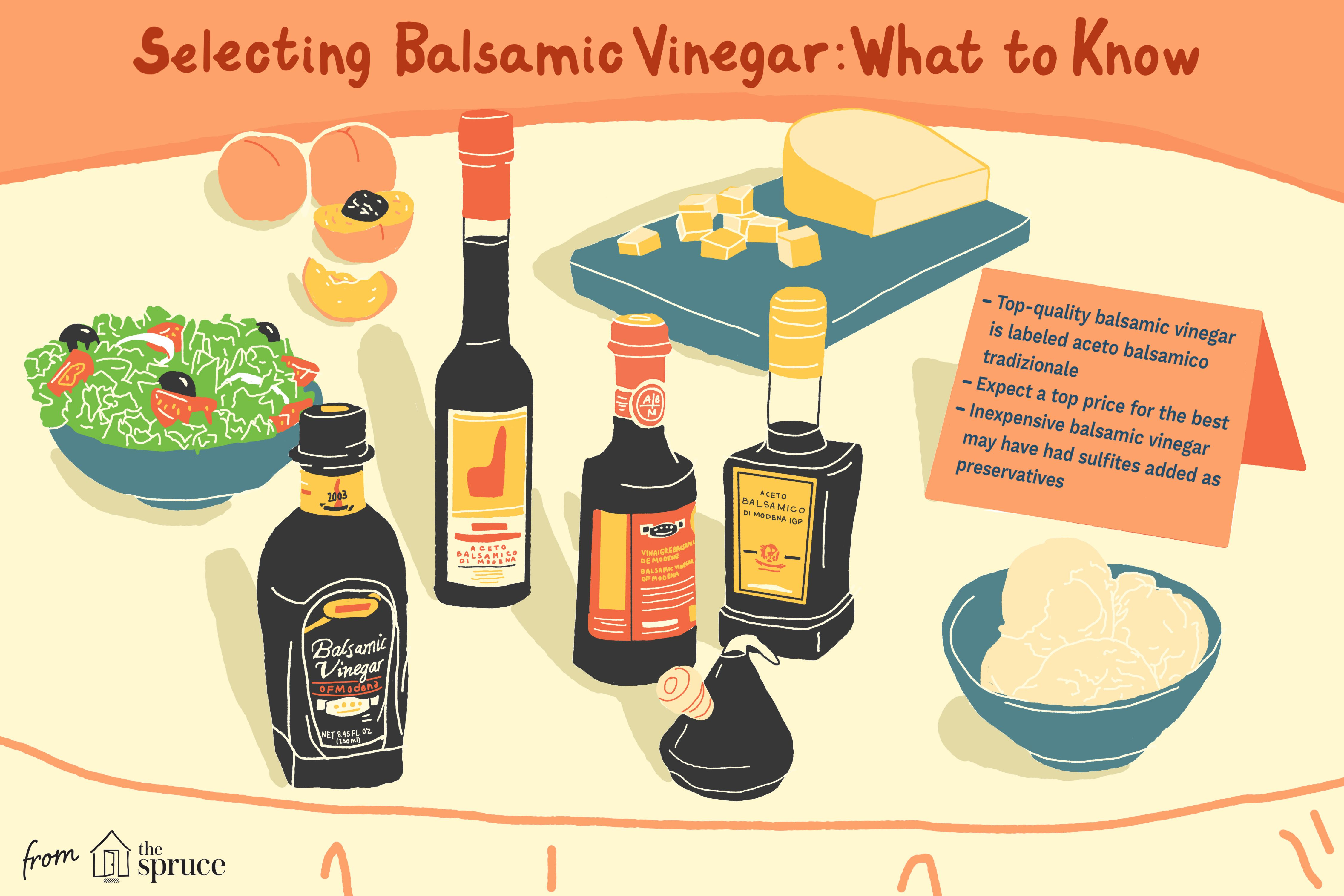 What Is Balsamic Vinegar