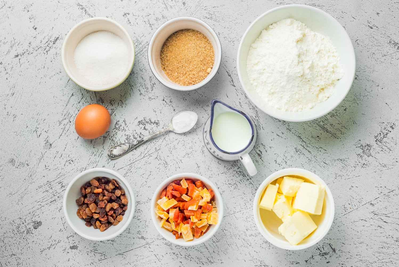 Rock Cake Mixture Recipe