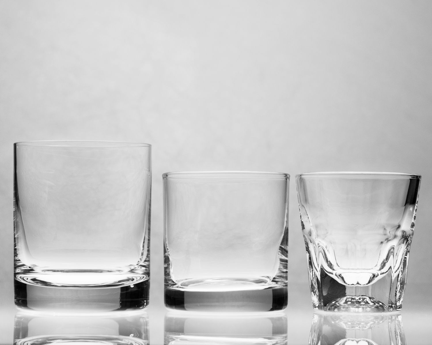 Old-fashioned Glasses