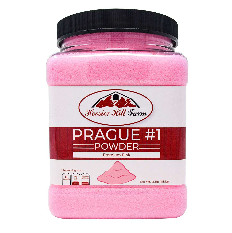 Hoosier Hill Farm Prague Powder No.1 Pink Curing Salt