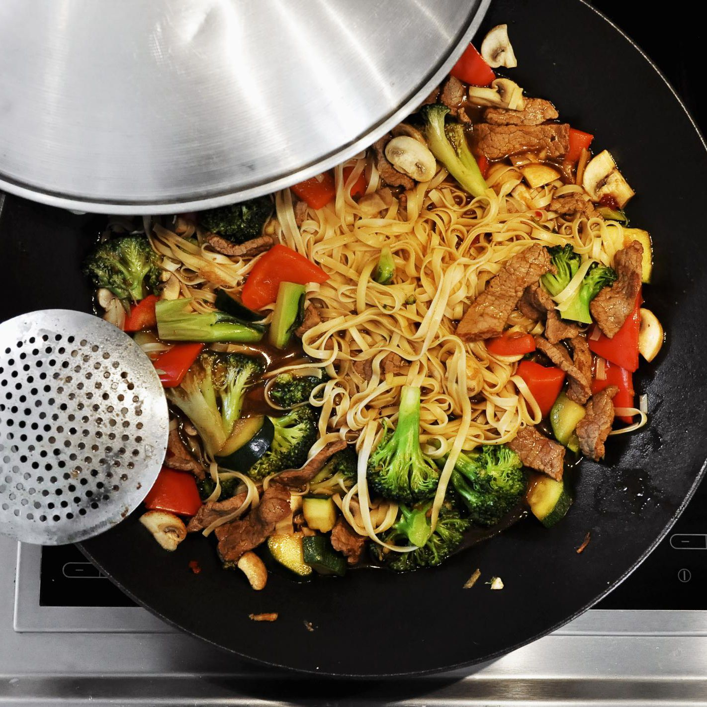 How and Why You Should Clean a Carbon Steel Wok