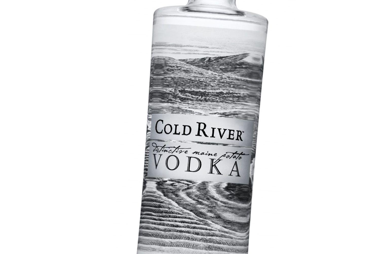 Cold River Vodka - Premium Crafted Potato Vodka from Maine