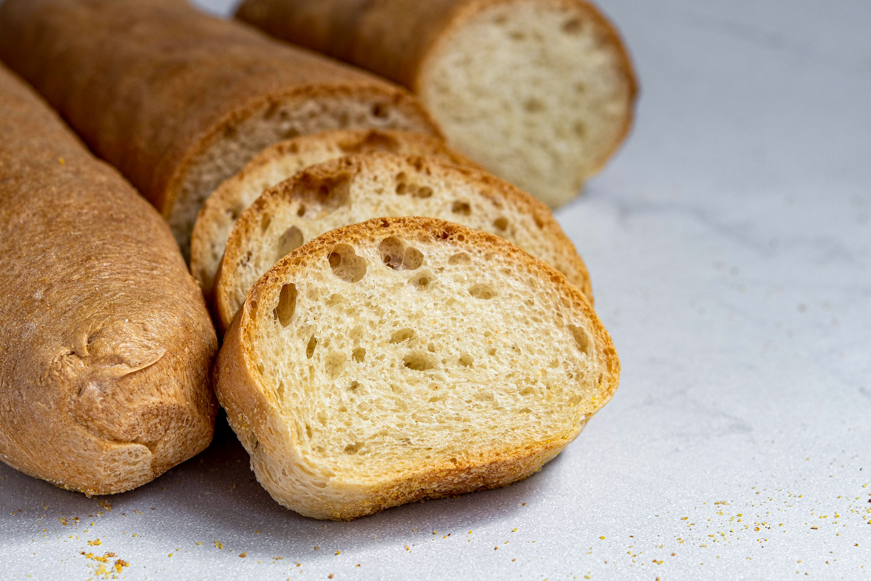 Crusty Classic French Bread Recipe From Your Bread Machine