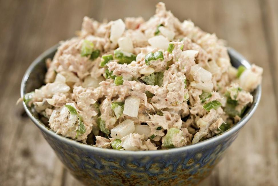 Dairy Free Tuna Salad