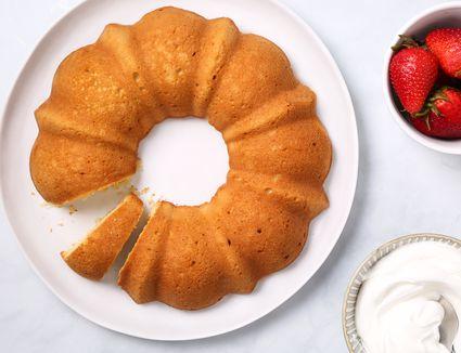 Quatre Quarts Cake Recipe