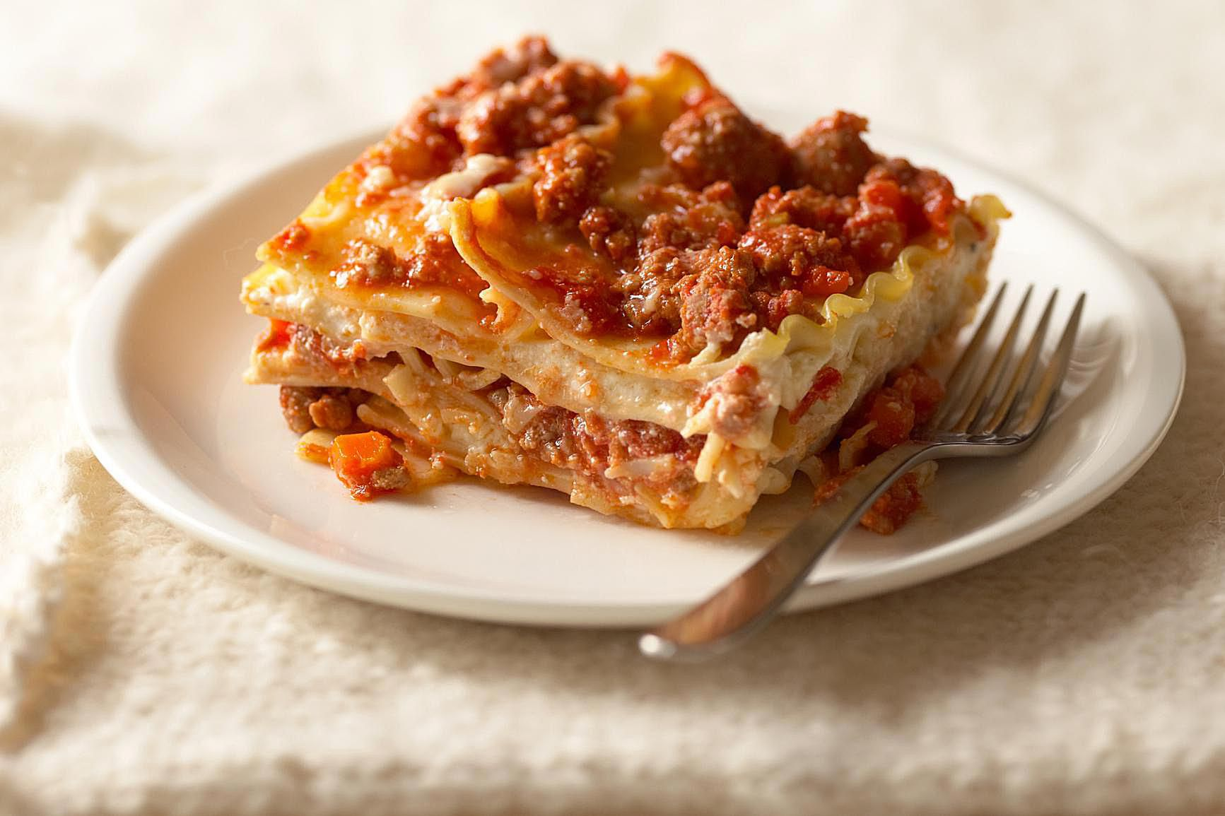 The Ultimate Meat Lasagna Recipe