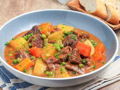 A Recipe To Make Delicious Mutton Stew