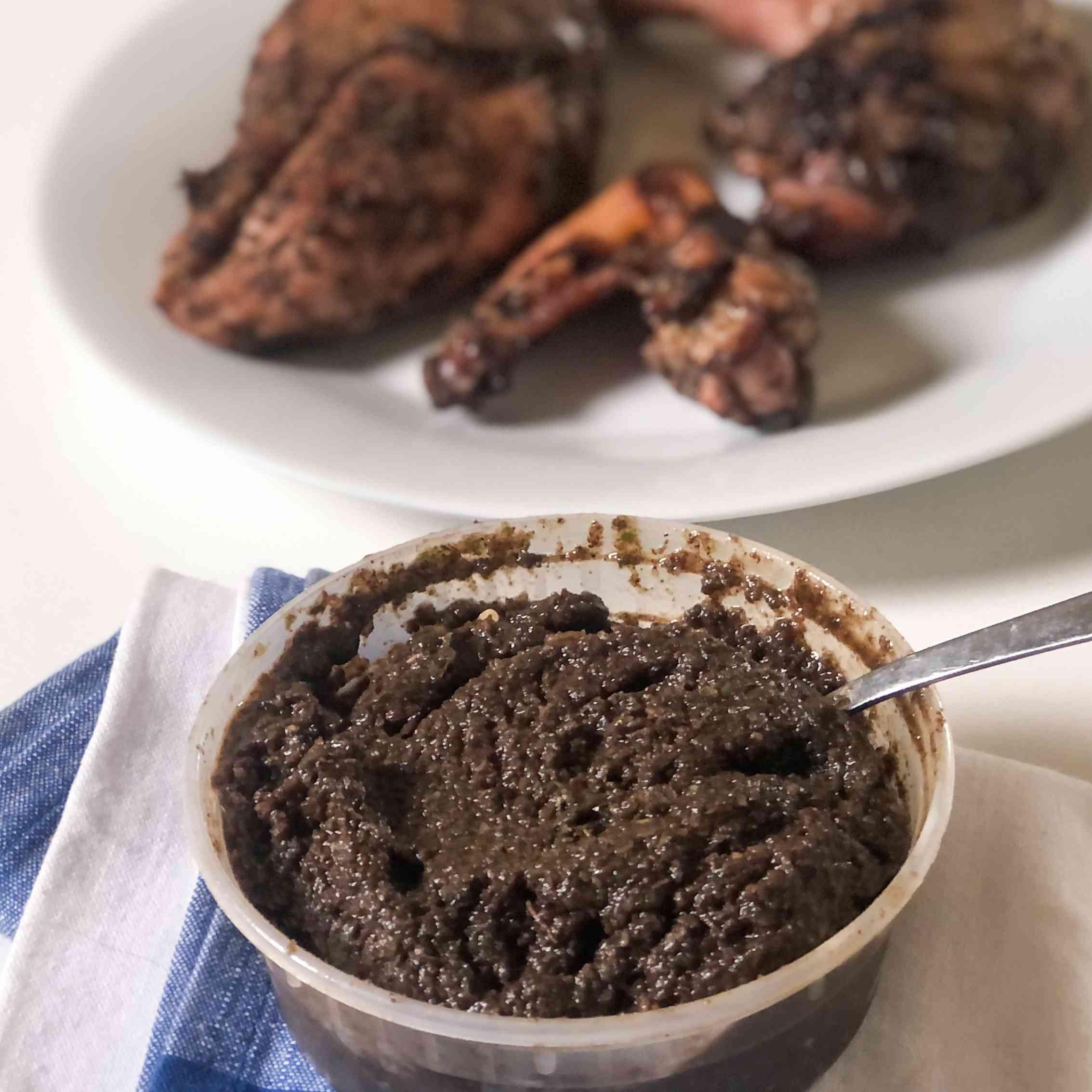 Jamaican Jerk Sauce Tester Image