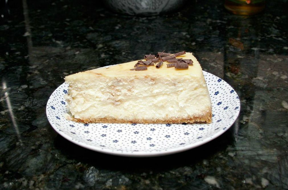 Peanut Butter Swirl Cheesecake