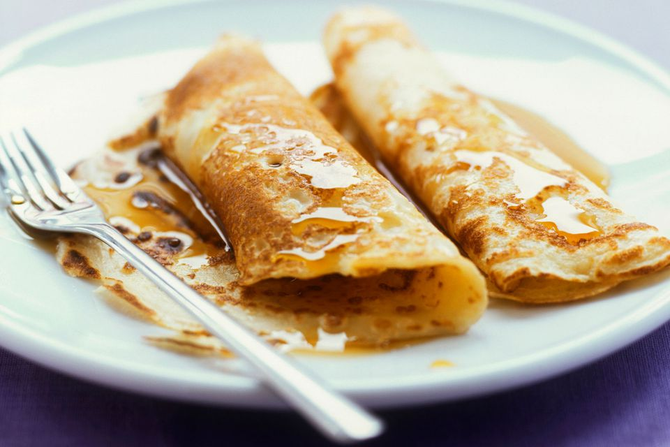 Canadian crepe