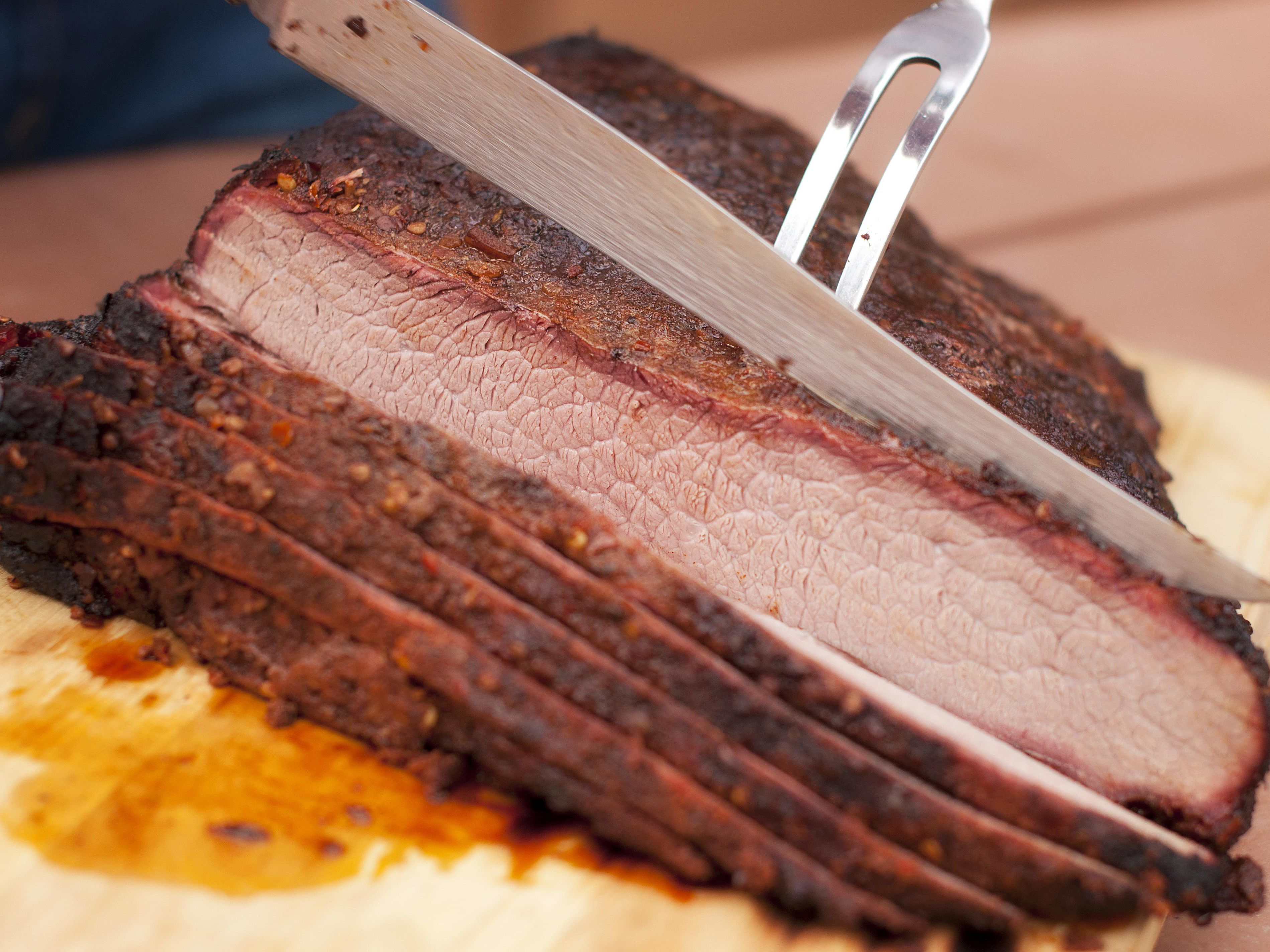 Grilled Brisket Recipe