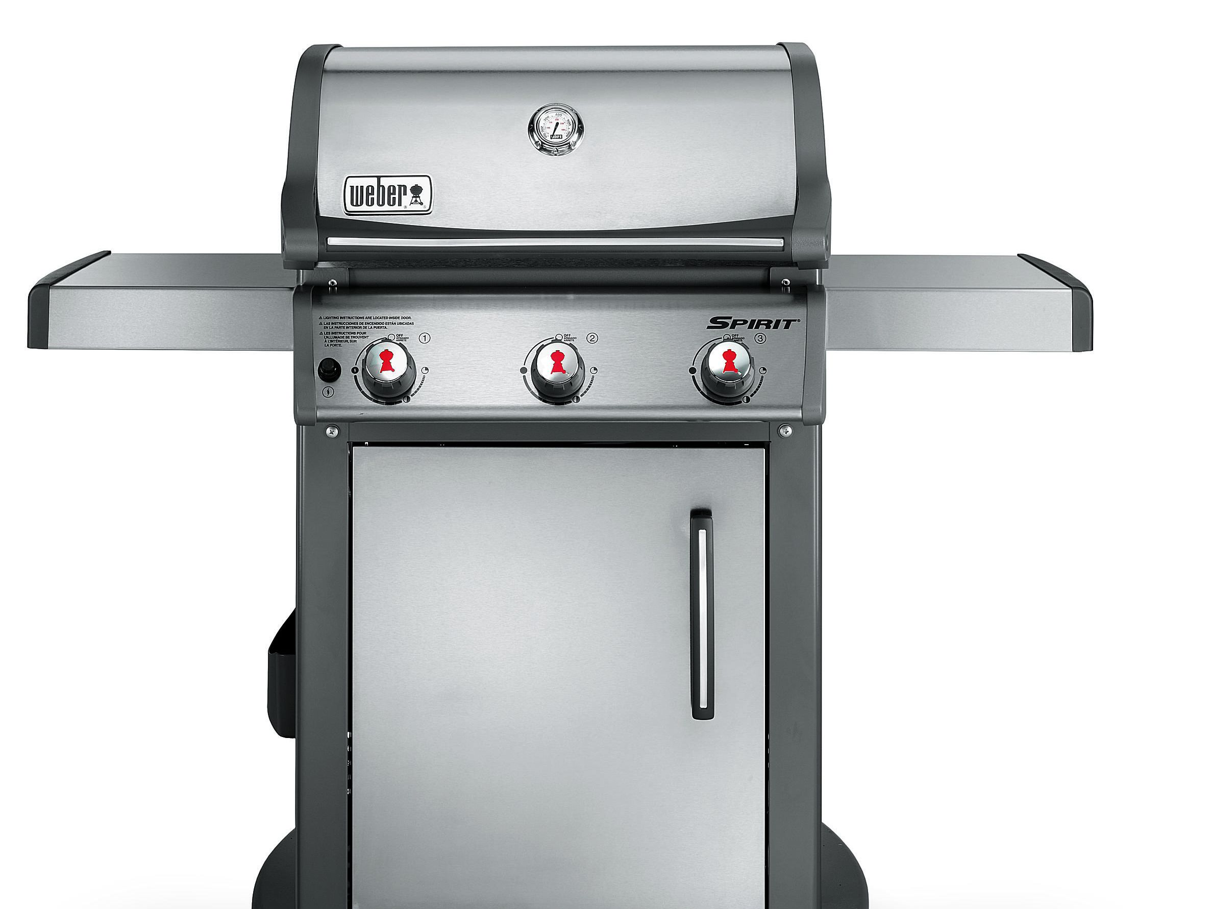 The Weber Spirit SP-310 Gas Grill: A Detailed Review