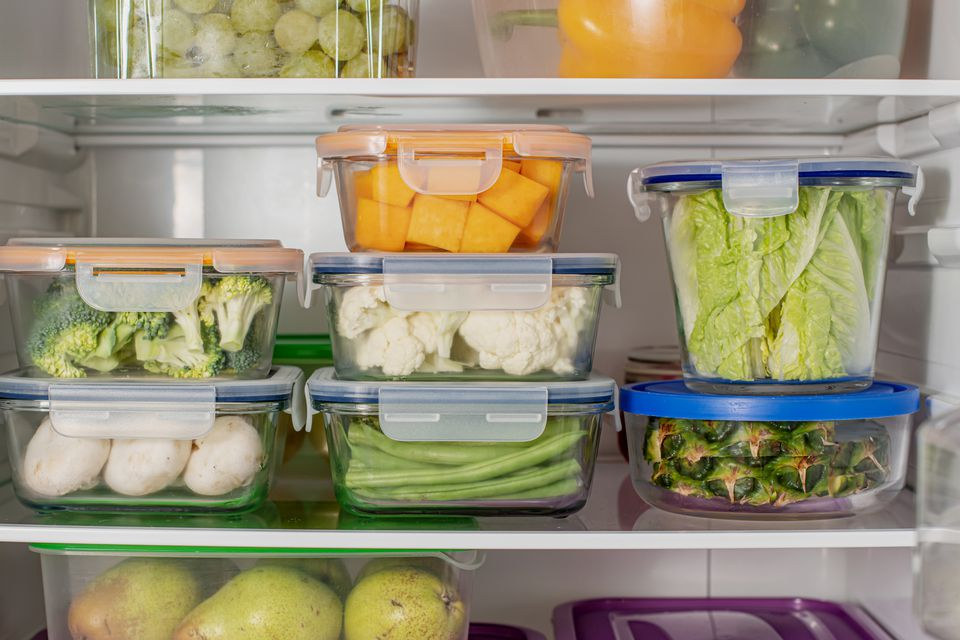 Stored vegetables