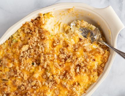 Hash Brown Casserole With Sour Cream
