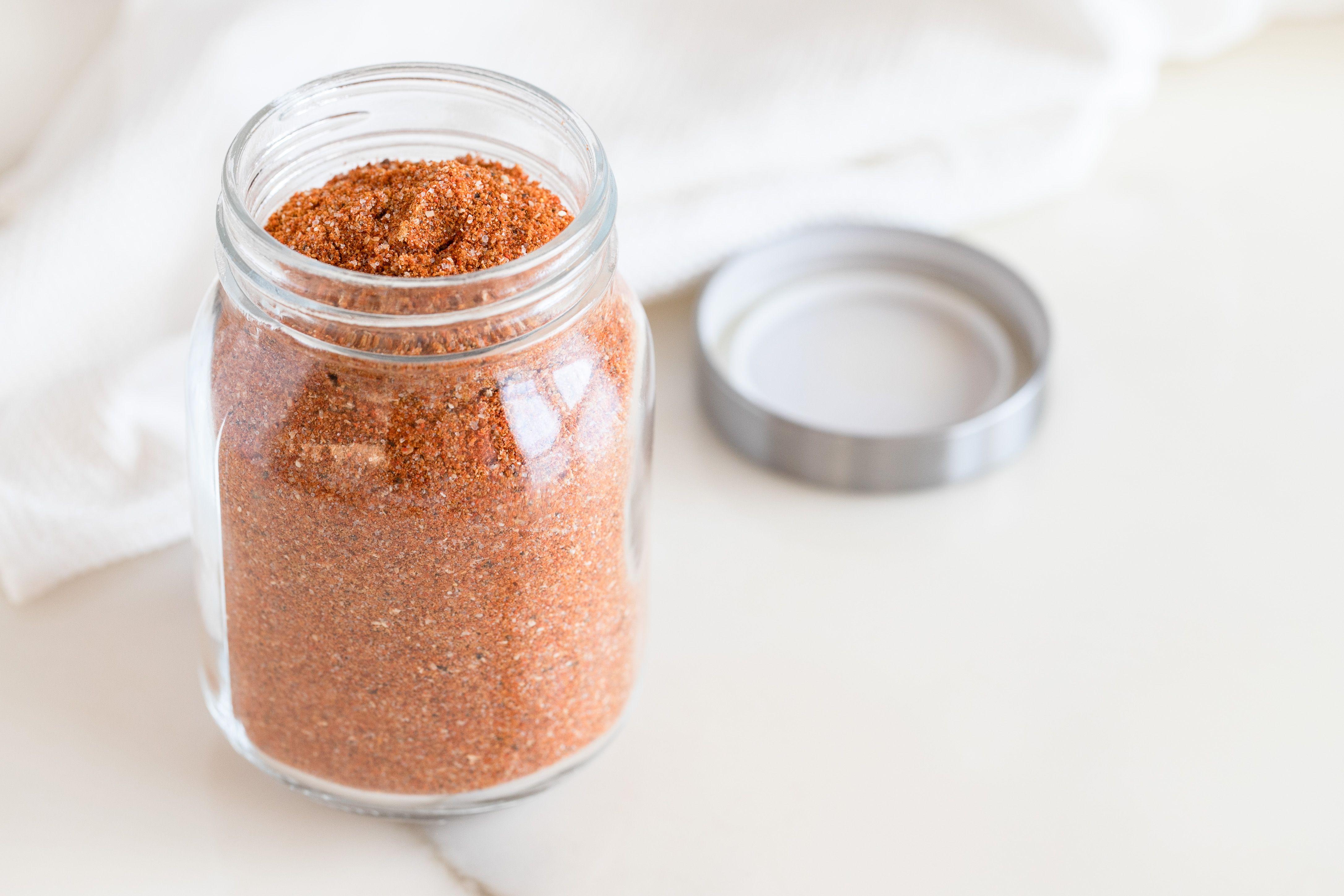 Magic dust spice rub