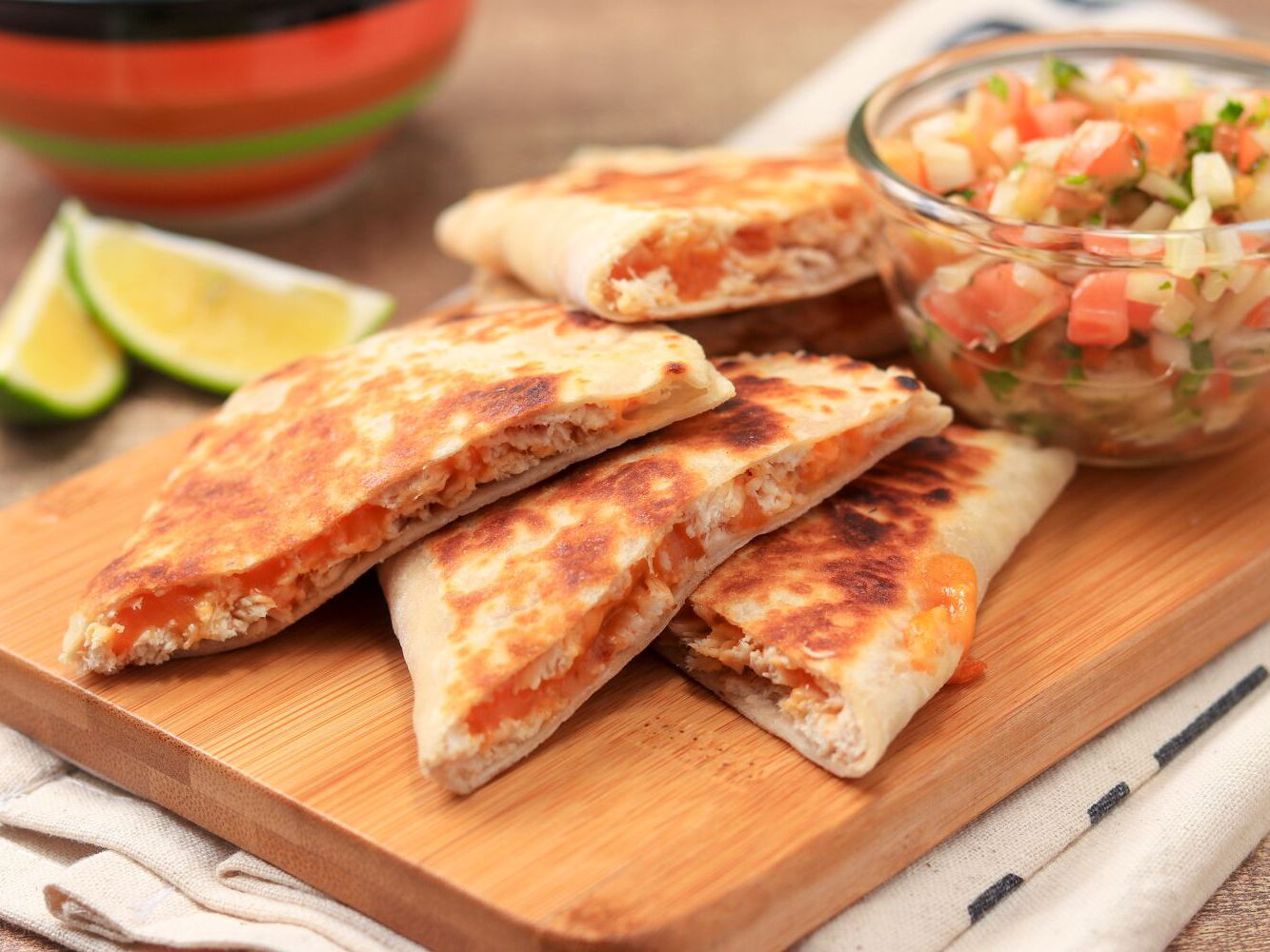 Chicken Quesadillas Recipe How To Use Your Leftovers